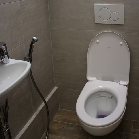 Free toilet paper, toilet seat sanitizers covers