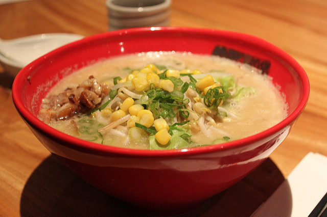 Food and Drink in Japan