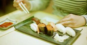 How To Properly Eat Sushi