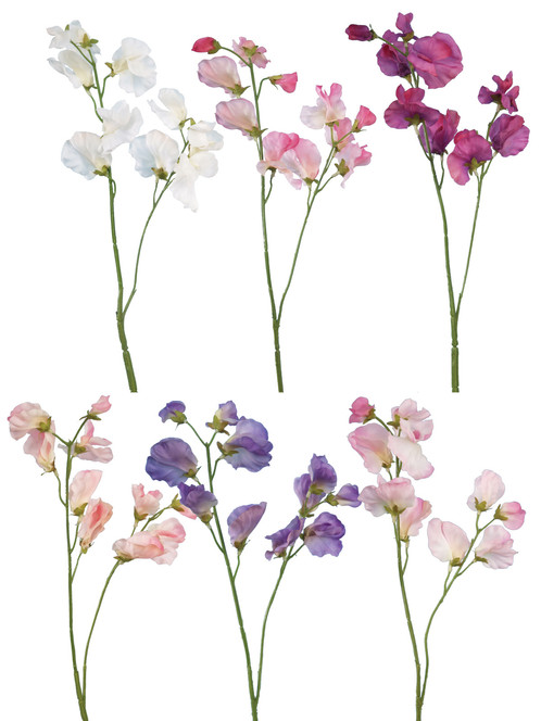 Sweet pea silk flowers gallery flower decoration ideas sweet pea silk flowers choice image flower decoration ideas sweet pea silk flowers image collections flower mightylinksfo