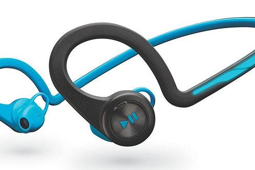 Plantronics BBF BackBeat Fit, Wireless Stereo Headset, Blue/ Green/ Red