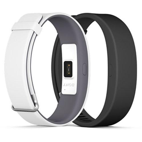 Sony SWR12 Bluetooth SmartBand 2, Black/ White, Original