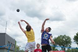 Infinite Eye - Beach Handball - OM-5