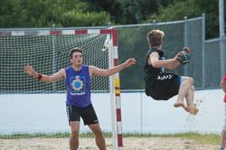 Infinite Eye - Beach Handball - OM-154