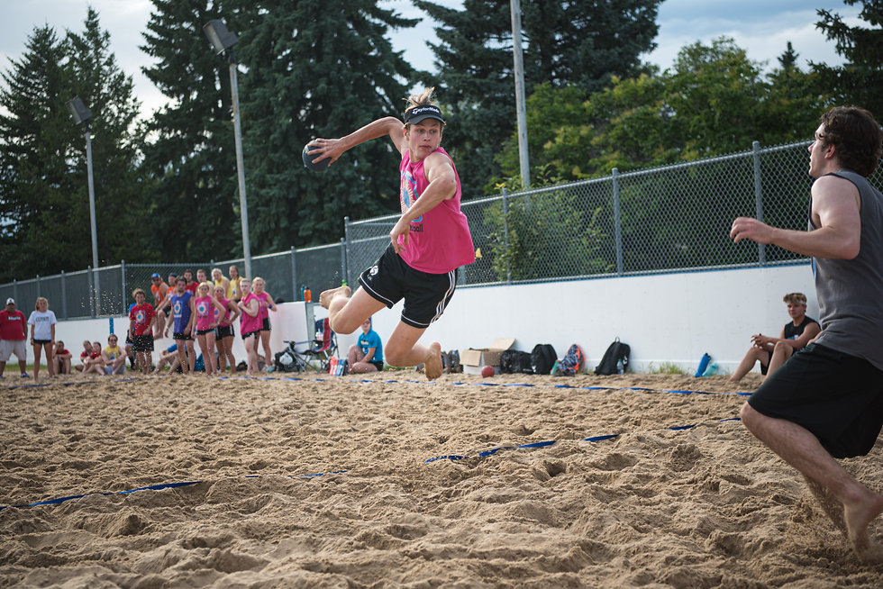 Infinite Eye - Beach Handball - OM-150.j
