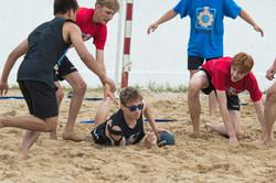 Infinite Eye - Beach Handball-741