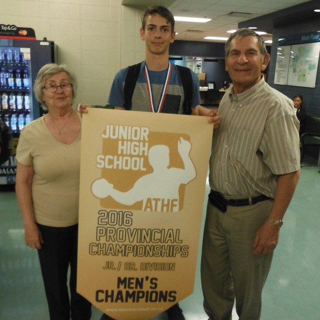 Mitch's and Jasmine's Junior High  Provi