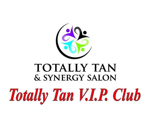 Totally Tan VIP Card