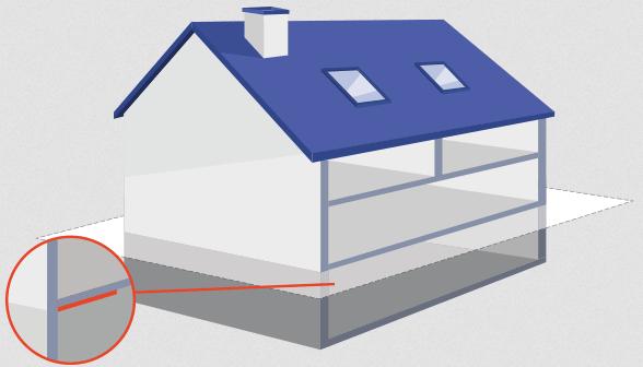 travaux plancher bas garage isolation 1€