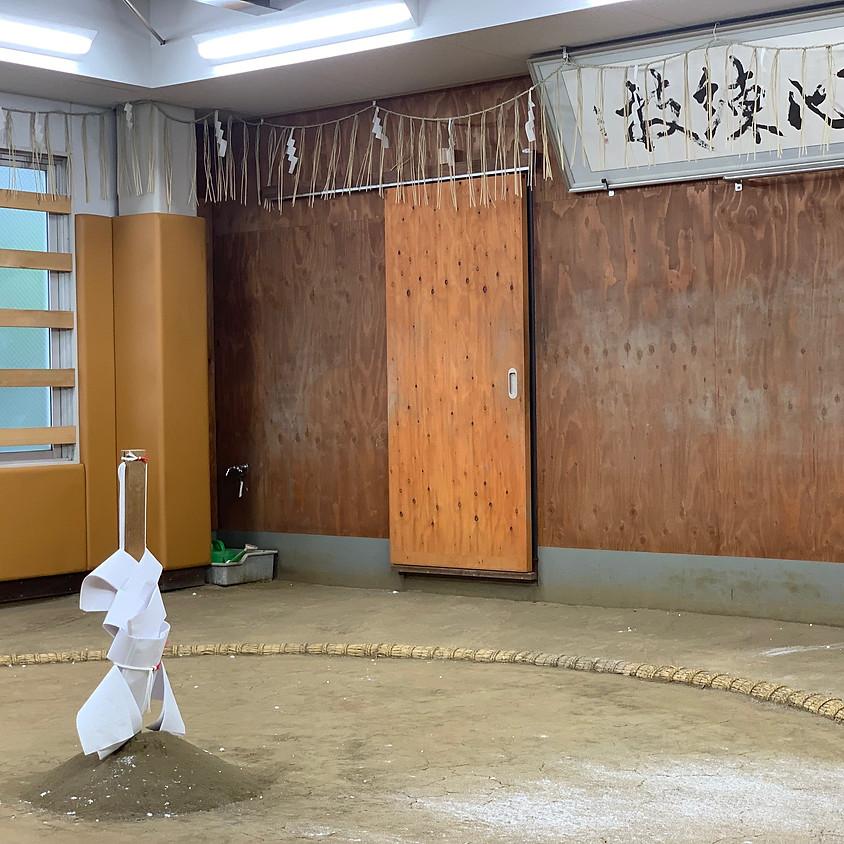Takanohana's Sumo for Children - Exceptional Workshop by legendary Yokozuna