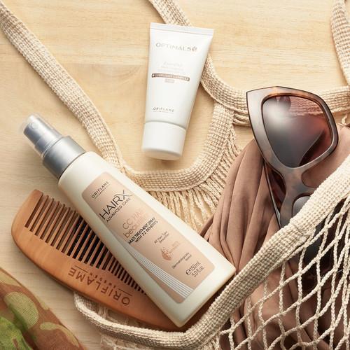 Hairx advance care CC hair beautifier