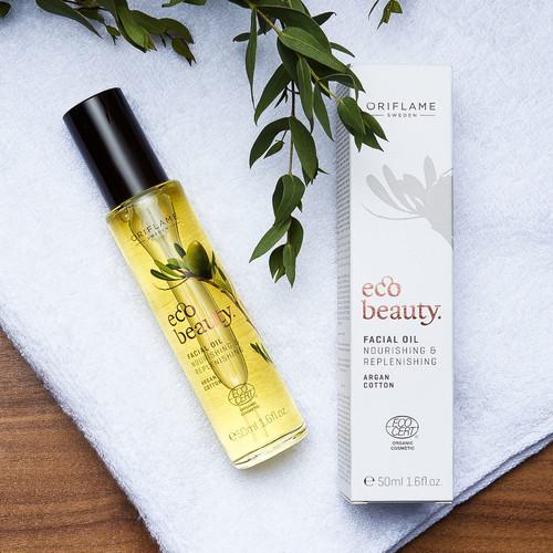 Ecobeauty facical oil