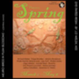 VISIONS OF SPRING NSS PROMOTIONAL POSTER