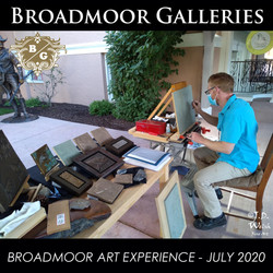 BROADMOOR GALLERIES ART EXPERIENCE 2020