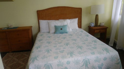 Pompey Rock bedroom