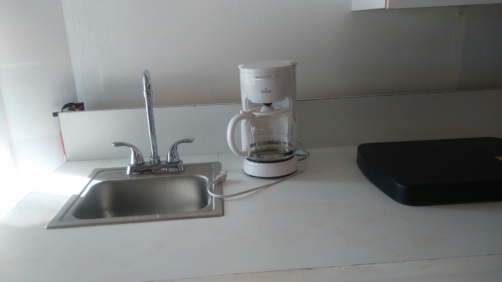 Single coffee maker