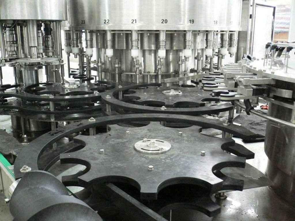 maisto pramonės įrengimai