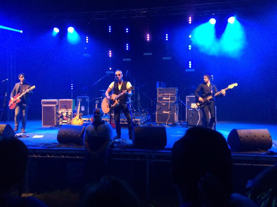 Glastonbudget Festival 2016