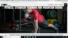 PRESS - Strength Training for MTB in flowmountainbike.com