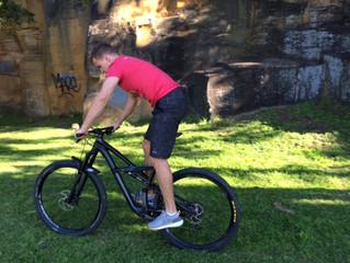 Single leg strength for Mountain Bikers