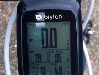 Review: Bryton Rider 310 GPS w/HR