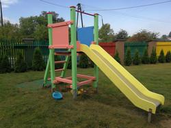Przedszkole Montessori Plac zabaw