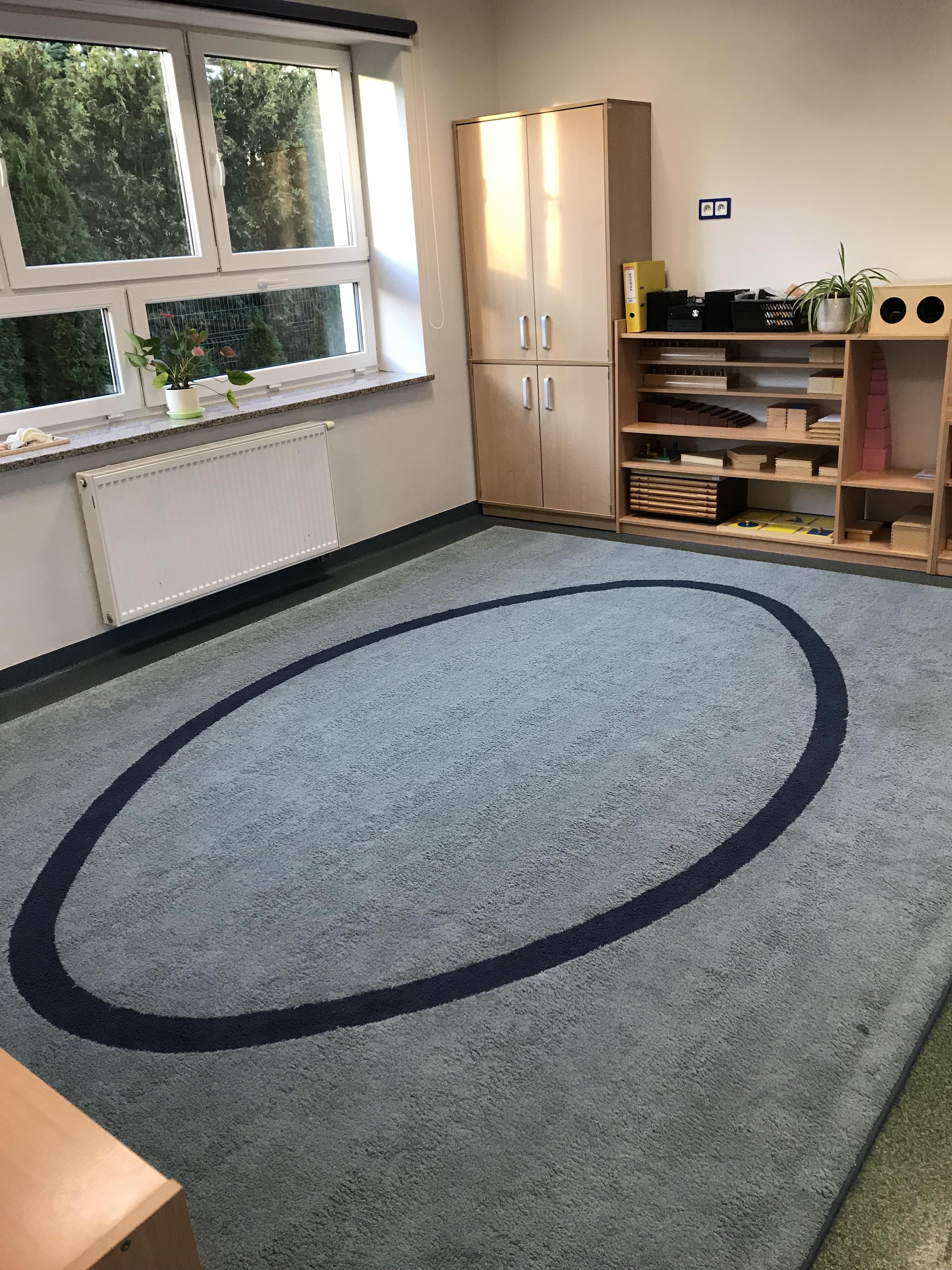 Sala grupy IV (sensoryka)