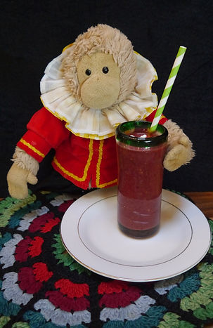 Beet Smoothie 4 Ways to Yummy Cooking Kids Children Families Whidbey Island
