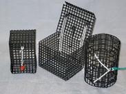 Aquamesh Bait Box/Cylinder