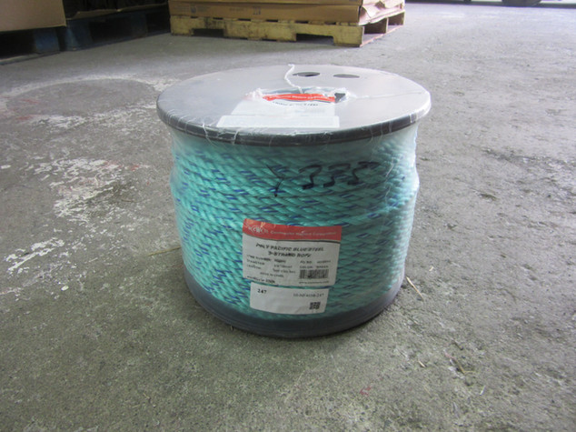 Blue Steel Rope