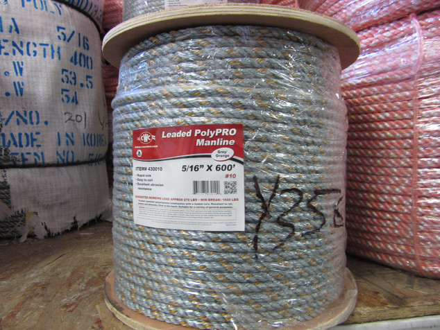Leaded Polypro Leaded Manline