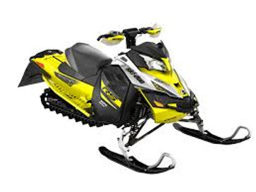 2008-13 SKIDOO 600 RS