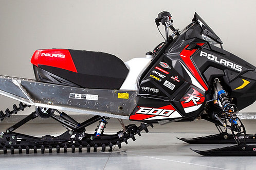 2019-20 POLARIS 600R RACE SLED 10.5 USG
