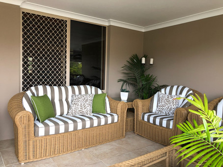 OUTDOOR CUSHIONS GOLD COAST MAKE THEM LOOK FANTASTIC