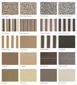 Warwick outdoor fabric select colour and call First Edition Upholstery