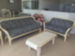 Restored Lounge - Upholster Gold Coast