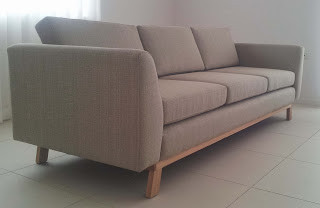 SOFAS MADE TO ORDER