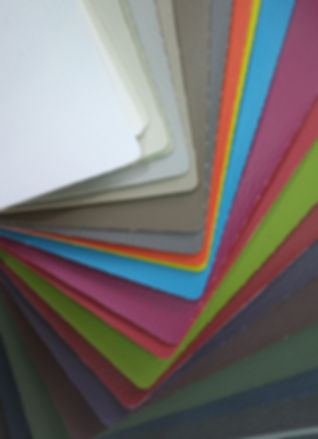 Commercial vinyl, great range of colours for coffee shop and restaurants