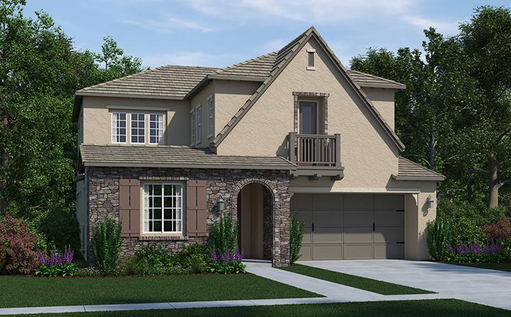 Residence 3-D Cottage