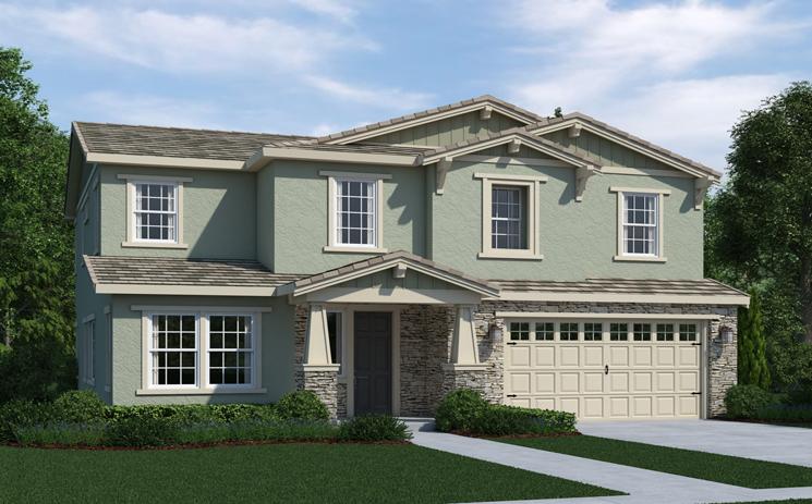 Residence Six- - Craftsman