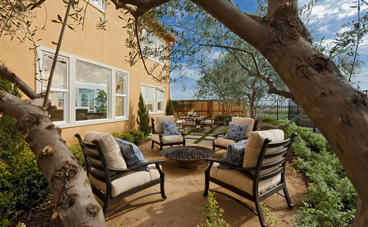Manzanita Plan 4 Outdoor Space