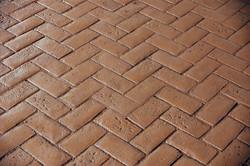 Herringbone Cabblestone