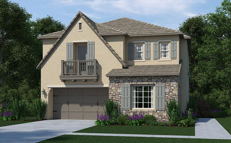 Residence 2-D Cottage