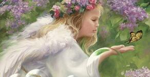 Bloemenkinderen van Saturnus