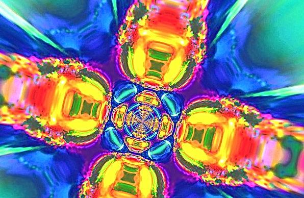 Rose of planet consciousness