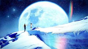Nieuwe kristalmaan: De stem van de nieuwe tijd wordt geactiveerd