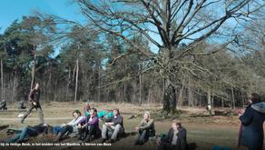 Hartje Breda: spirituele reis in het Mastbos