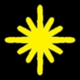 Ashtar logo 2015 9 gele ster.png