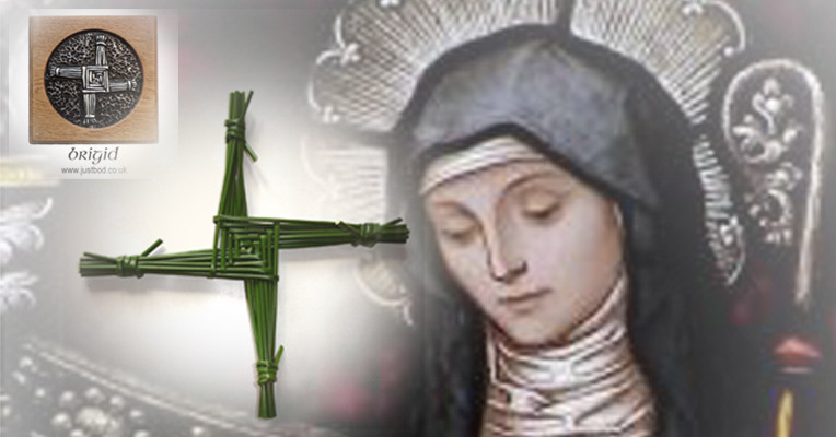 Heilige Brigid's cross