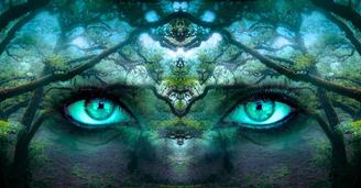 Lichtwens: Een sprankje magie in deze aardse wereld